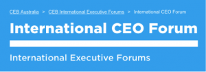 International CEO Forum