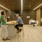 03Hub, the first activity-based working space at Westmead Hospital